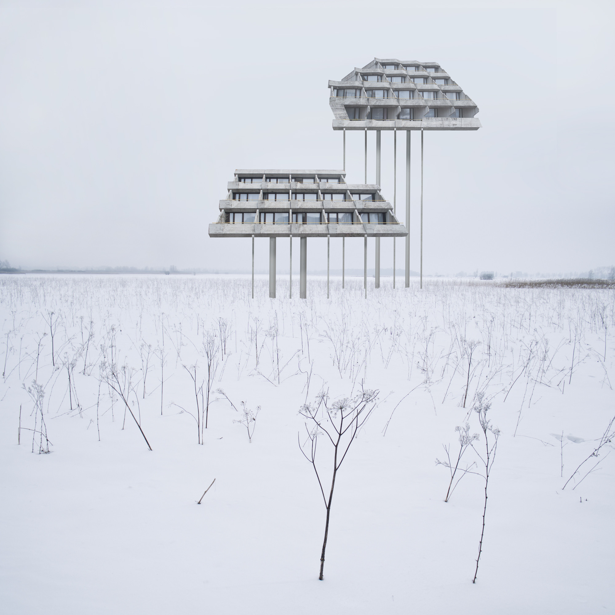 Emigration Office. Imagen © Matthias Jung