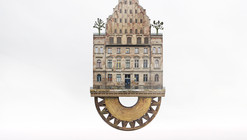 The Surreal Architectural Collages Of Matthias Jung