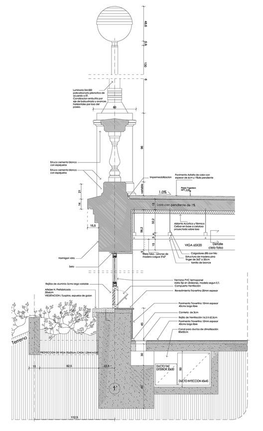 Detalle Balaustrada