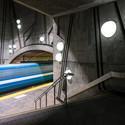 De La Savane Station. Image © Chris Forsyth