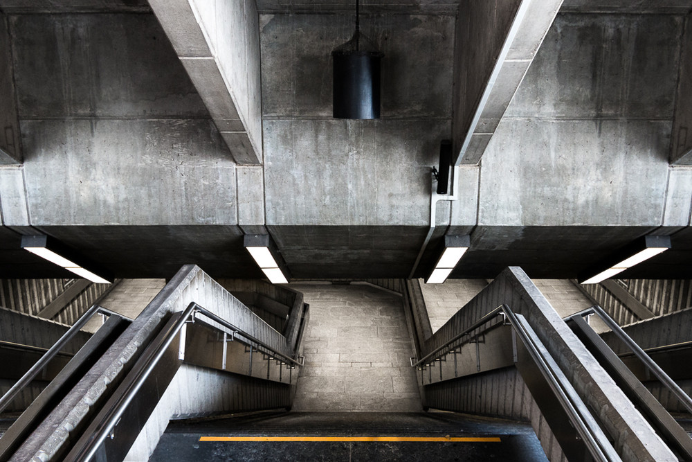 Gallery Of Photographer Chris Forsyth On The Montreal Metro Going