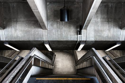 Jean-Drapeau Station. Image © Chris Forsyth