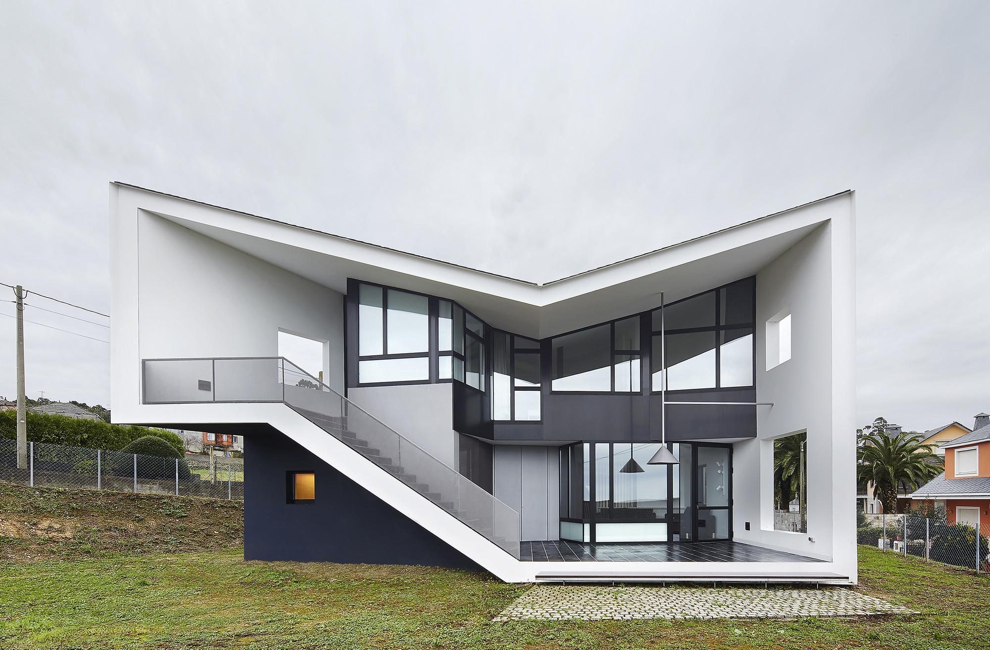 Casa de vacaciones en Vilapol  / Padilla Nicás Arquitectos, © Jose Hevia