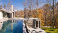 Difficult Run Residence / Robert M. Gurney Architect