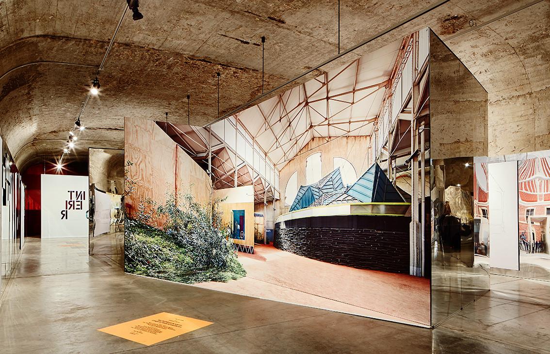 INTERIOR en Madrid: los 12 espacios interiores recreados en Pabellón de España en XIV Bienal de Venecia, © José Hevia