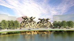 Milan Expo 2015: EMBT Designs Dome for COPAGRI