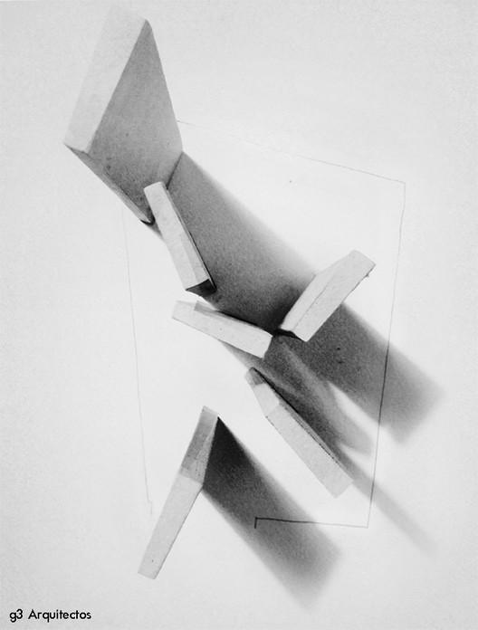 Propuesta de g3 Arquitectos / Cortesía de Museo Experimental el Eco