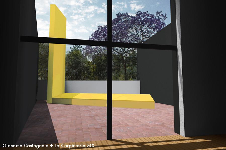 Propuesta de Giacomo Castagnola + La Carpintería MX / Cortesía de Museo Experimental el Eco