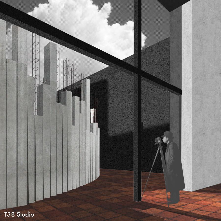 Propuesta de T38 studio / Cortesía de Museo Experimental el Eco