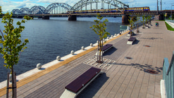 Revitalization of Spikeri Square and Daugava Waterfront Promenade / Arplan + A plus Architects