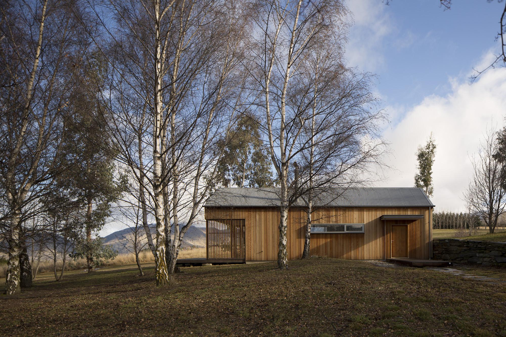 Wakatipu Guest House / Team Green Architects, © Sam Hartnett