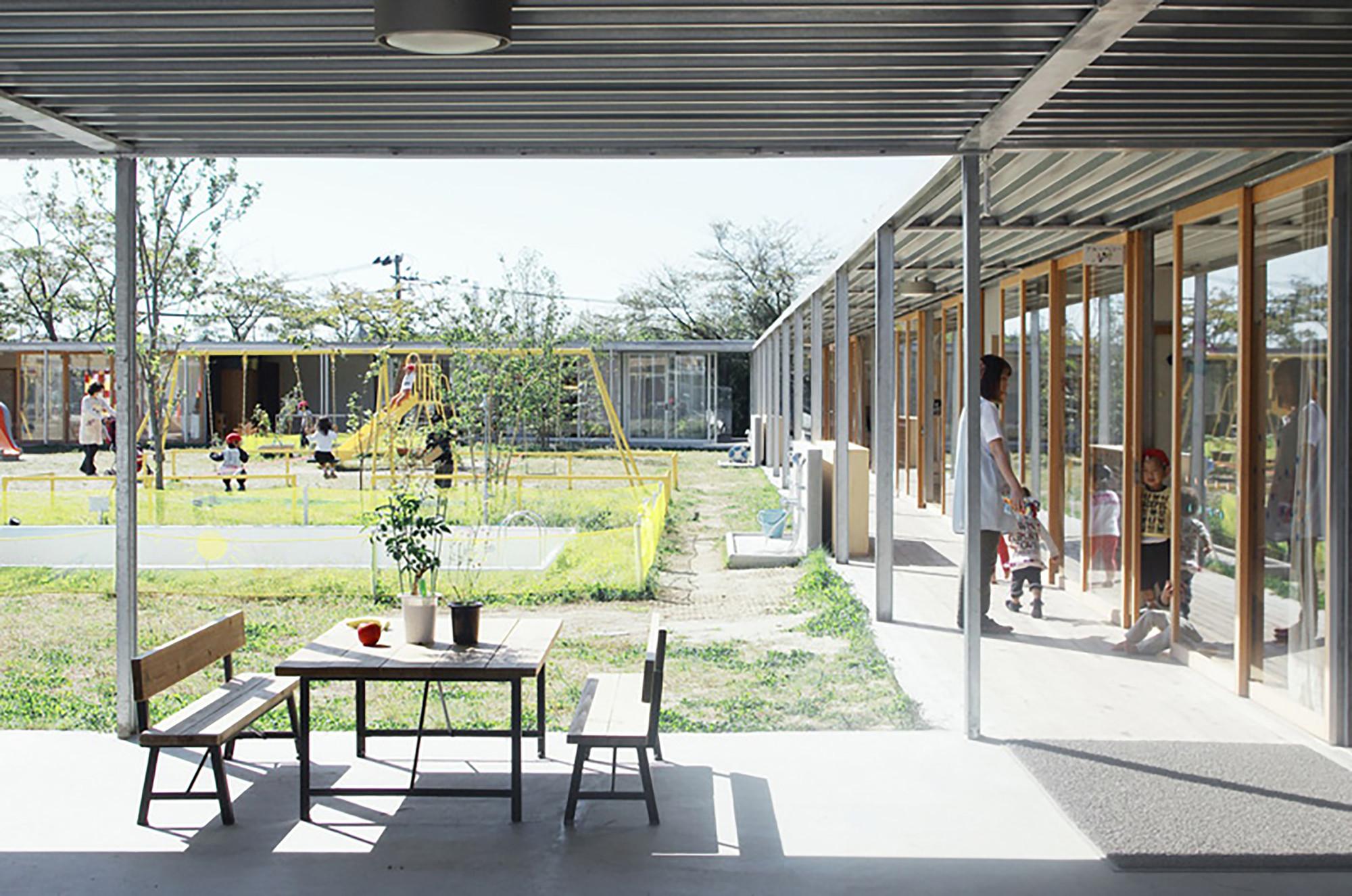 Guardería Shichigahama Tohyama / Takahashi Ippei Office, © Iwan Baan