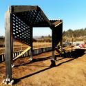 Portal de Boyeruca. Image Cortesia de Tetralux Arquitectos