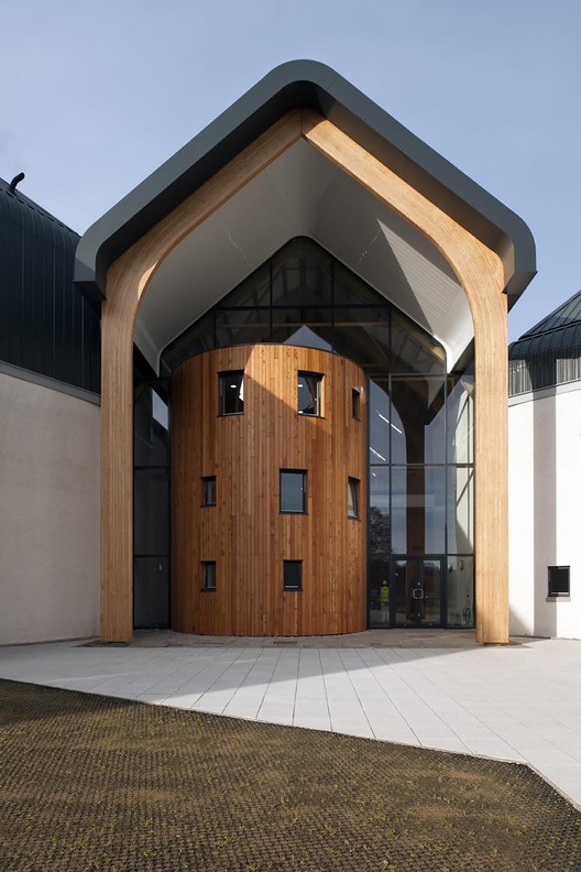 Dalmunach Distillery, Moray / Archial Norr (Inverness Studio)
