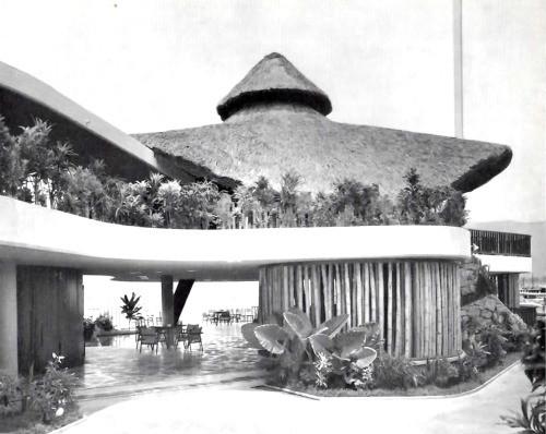 Nuevo Club de Yates de Acapulco, Mario Pani y Salvador Ortega. Image © Guillermo Zamora