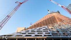 First Look Inside BIG's W57 Manhattan Pyramid