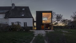 Cliffs Impasse / ZIEGLER Antonin architecte