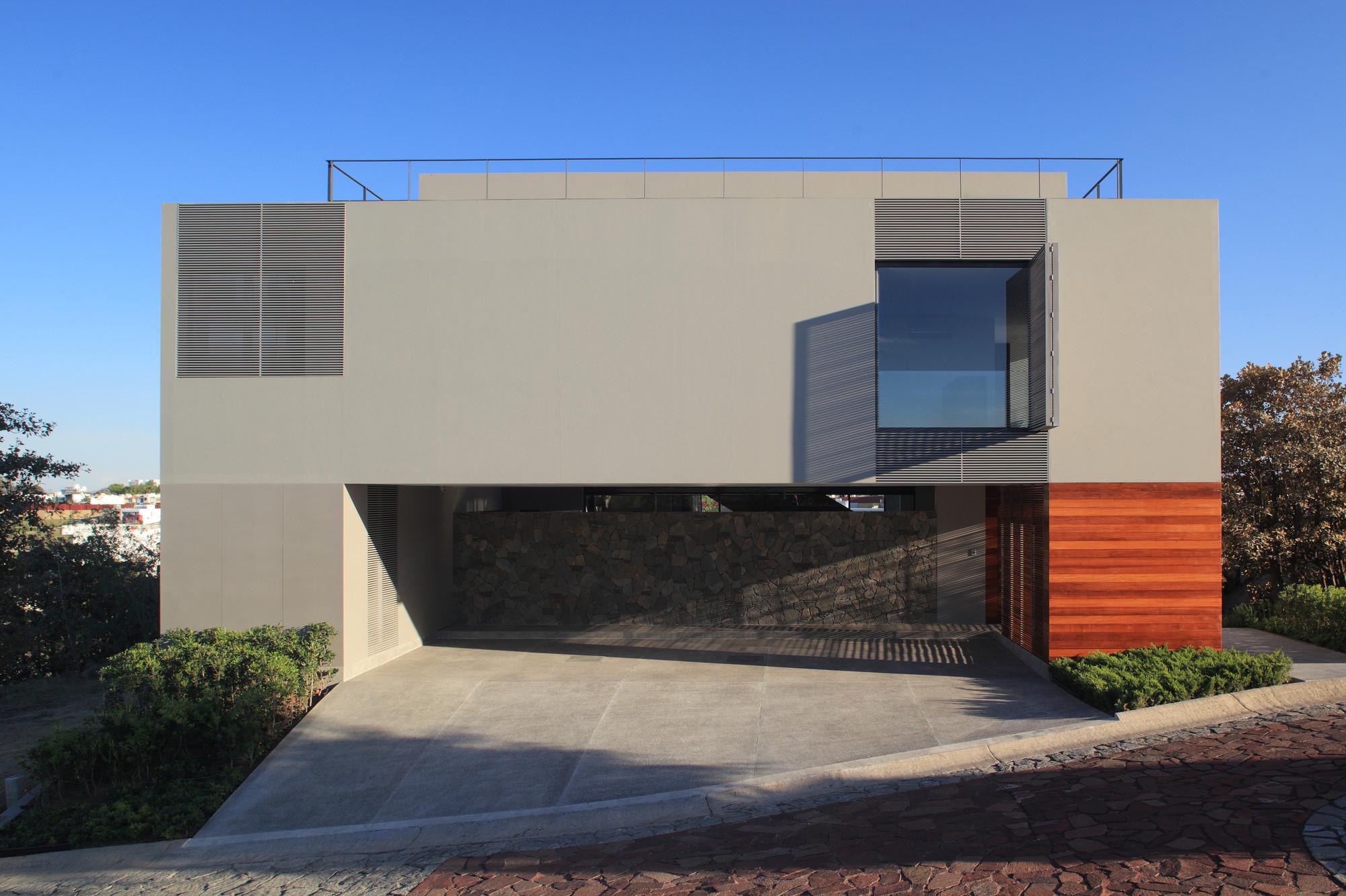 Casa ic alexanderson arquitectos archdaily m xico for Arquitectos y sus obras