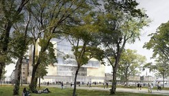 Opposition Mounts Against David Chipperfield's Nobel Center in Stockholm