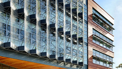 Perkins+Will's CIRS Building Wins RAIC's Green Building Award