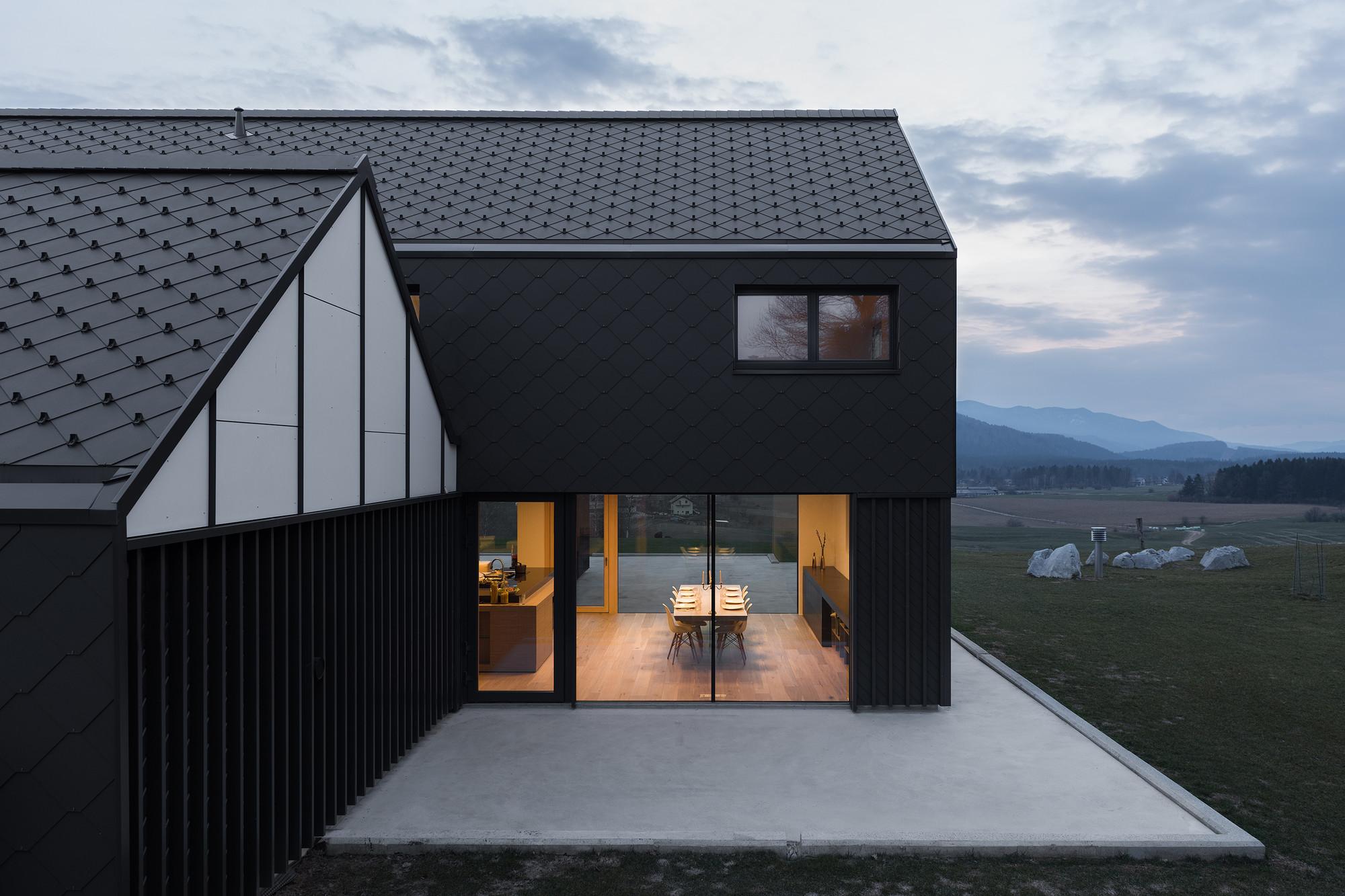 Casa M  / SoNo Arhitekti, © Žiga Lovšin