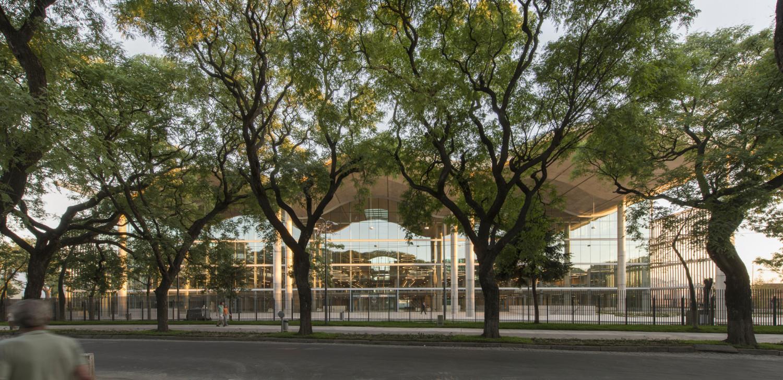 Norman Foster inaugura nueva Jefatura de Gobierno de Buenos Aires, Cortesia de Foster + Partners