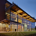 Vancouver Community Library / The Miller Hull Partnership. Image © Benjamin Benschneider