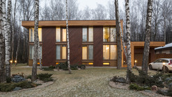 House in the Moscow Region / M2 Architectural Group