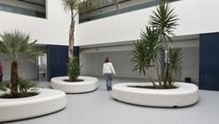 José Macedo Fragateiro Secondary School / Atelier d'Arquitectura J. A. Lopes da Costa
