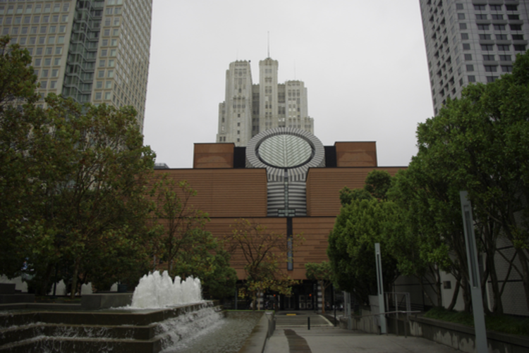 SFMOMA, San Francisco. Imagen © Flickr CC usuario shogunangel. Used under <a href='https://creativecommons.org/licenses/by-sa/2.0/'>Creative Commons</a>