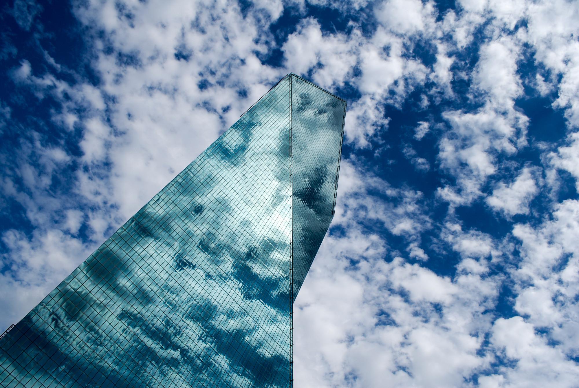 Edificio Quebrado. Imagen © Nikola Olic
