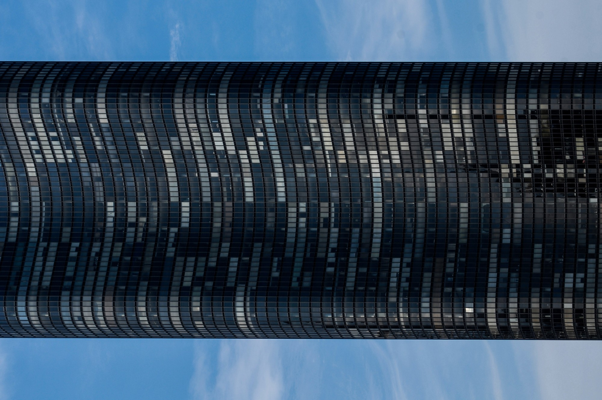 Matrix Building. Image © Nikola Olic
