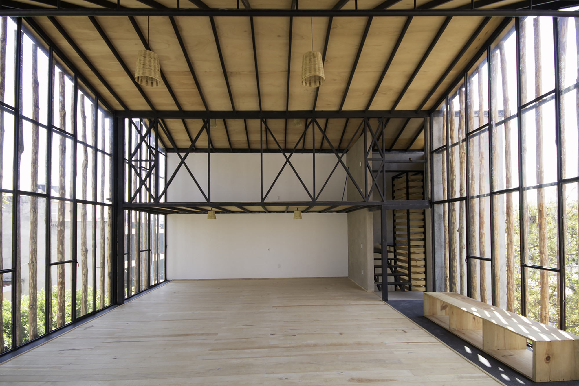 Morillo space rootstudio archdaily for Furniture 4 less salinas