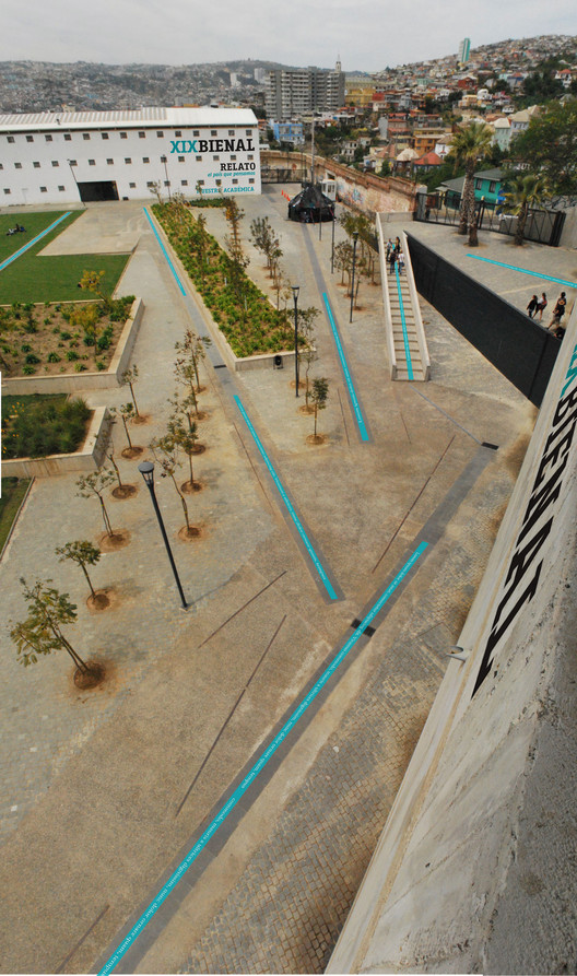Cortesia de Bienal de Arquitectura de Chile