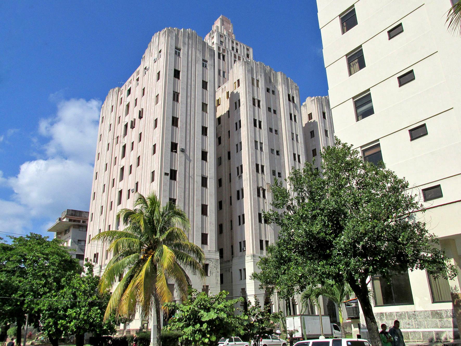 Art Decó en La Habana, cinco obras por reconocer y valorar, Edificio Pérez Serrano. Image © Karina Nogales