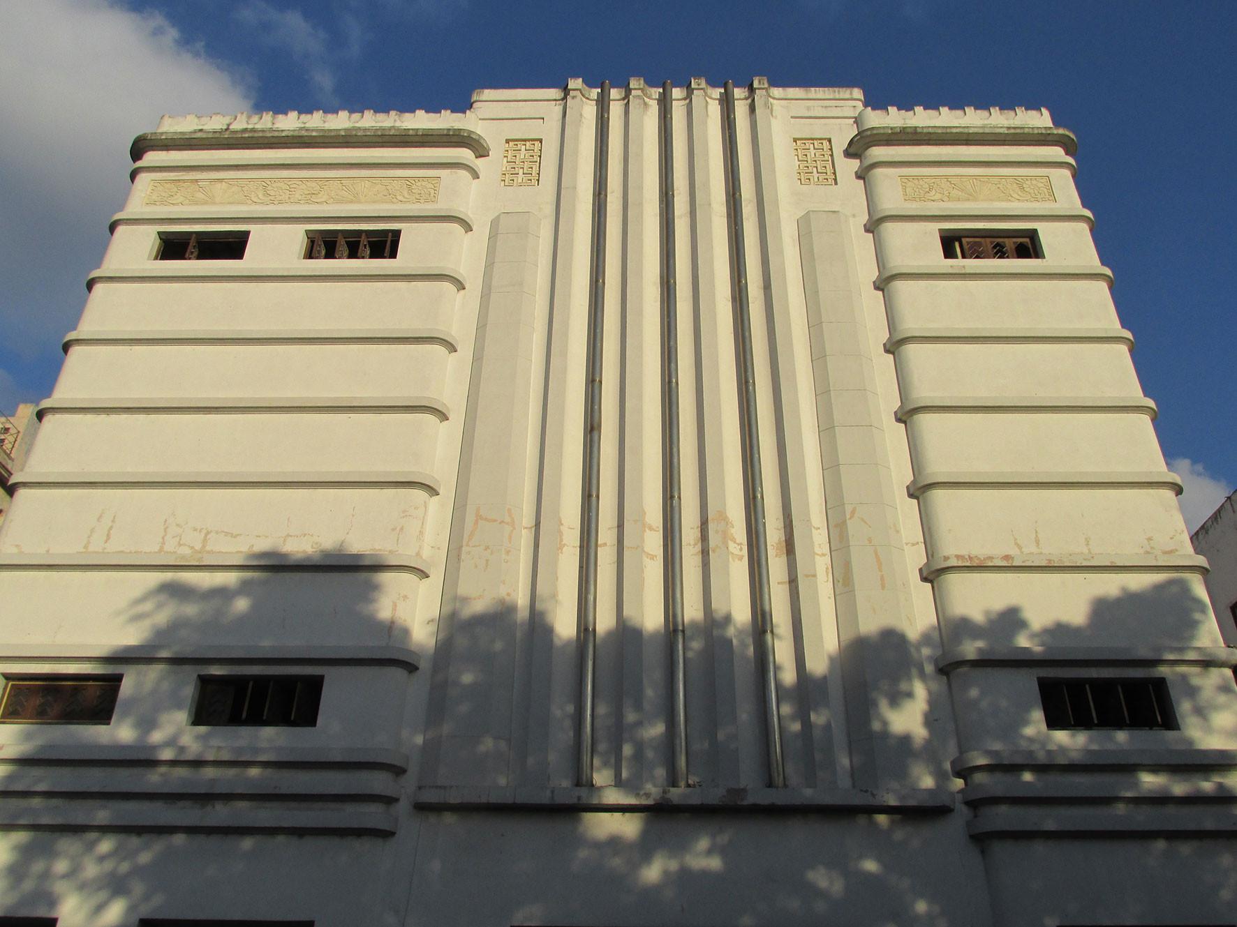 Teatro Fausto. Image © Karina Nogales