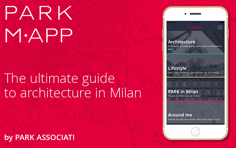 Take an Architectural Tour of Milan with ParkMapp, Courtesy of Park Associati