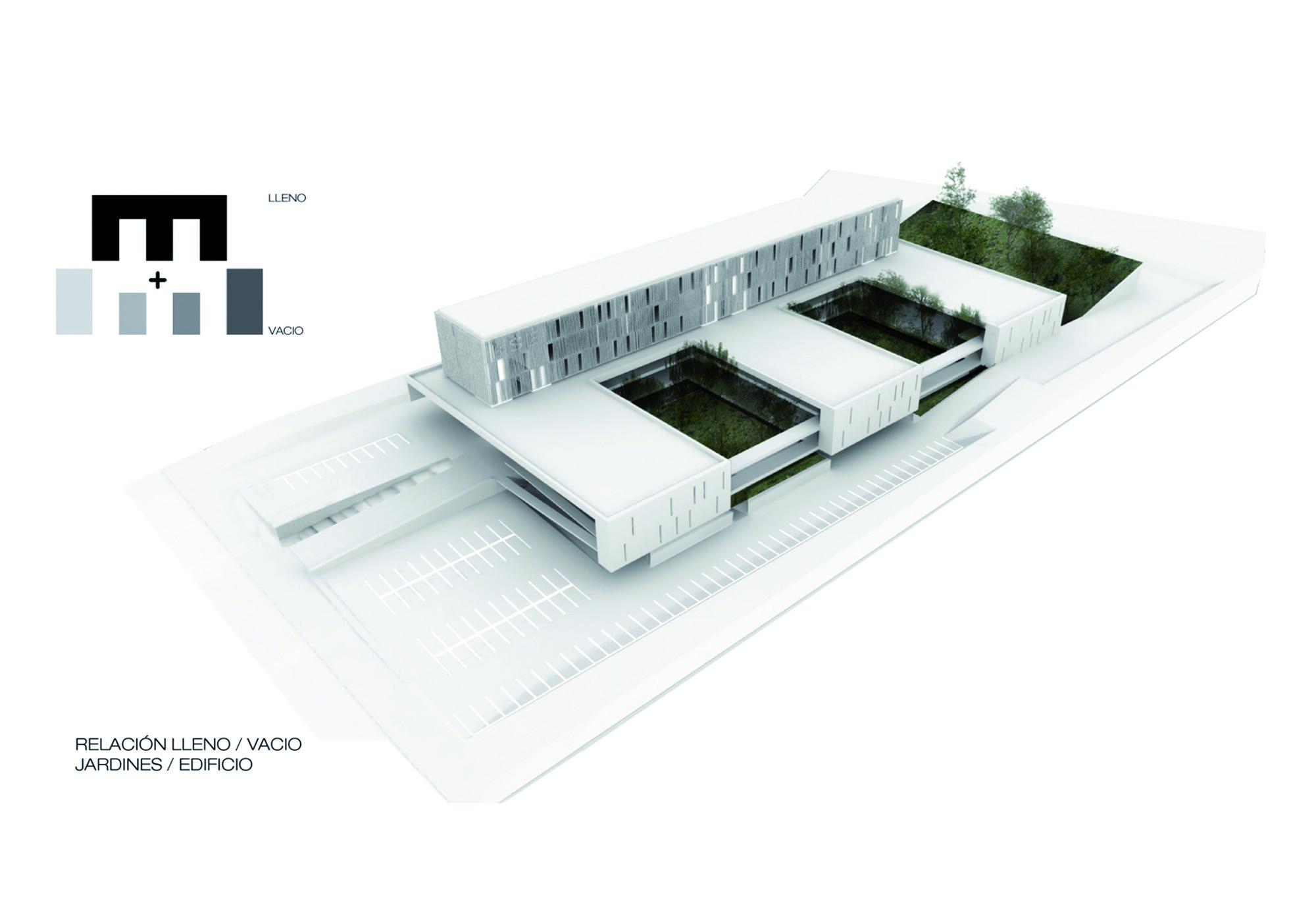 Esquema conceptual #02. Image Cortesia de Fábrica de Paisaje