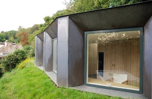 Shortlisted: Myrtle Cottage Garden Studio / Stonewood Design. Image © Jo Chambers