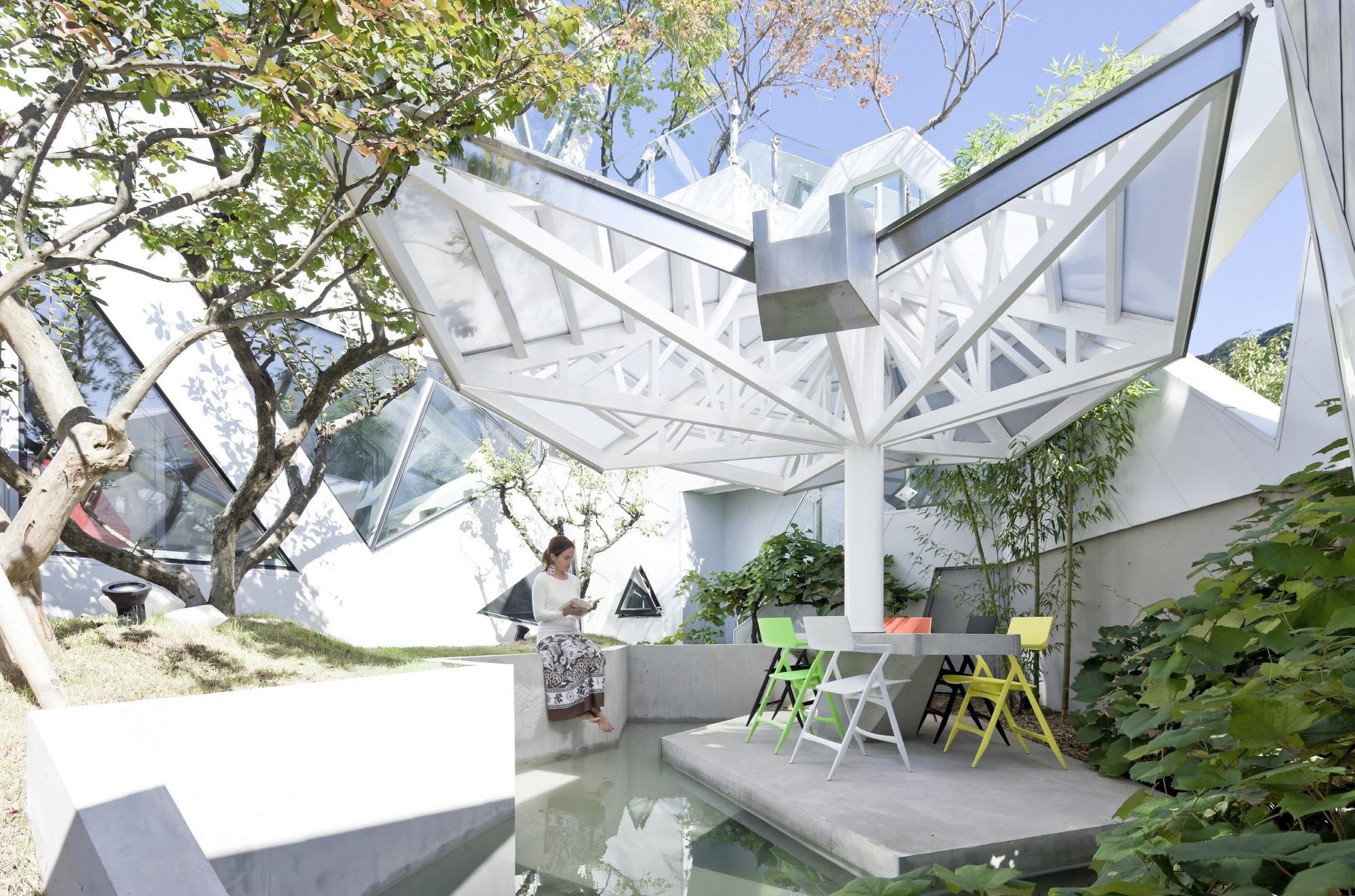 Gallery of hwa hun iroje khm architects 2
