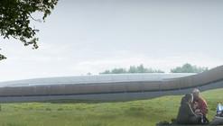 T+AA, segundo lugar en concurso de ideas para nuevo estadio de Osorno en Chile