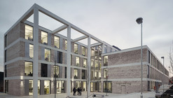 School of Engineering at Lancaster University / John McAslan + Partners