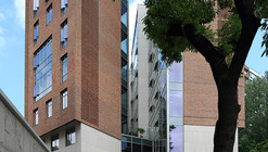 Residence Hall of Presbyterian University and Theological Seminary / SAC International