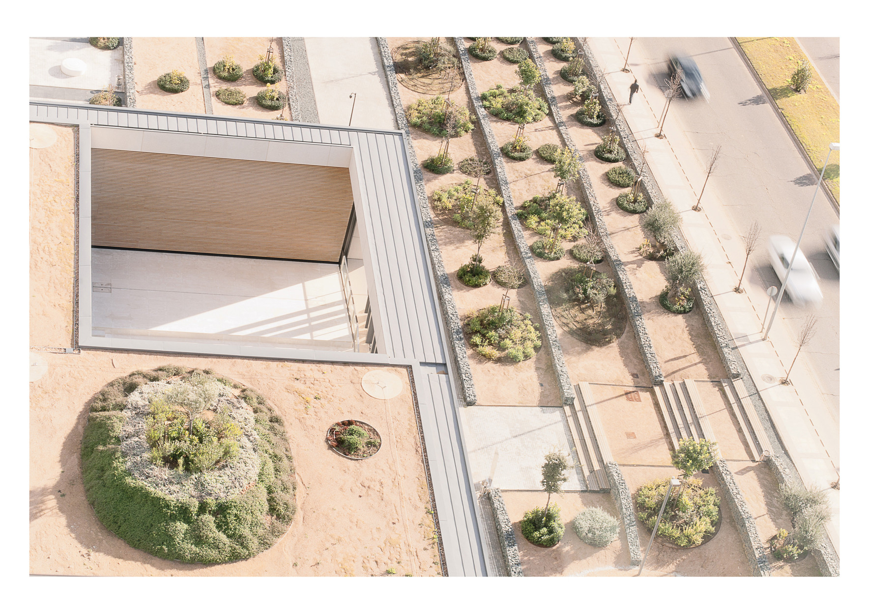 Planos de parques y jardines buscador de arquitectura for Planos de jardines