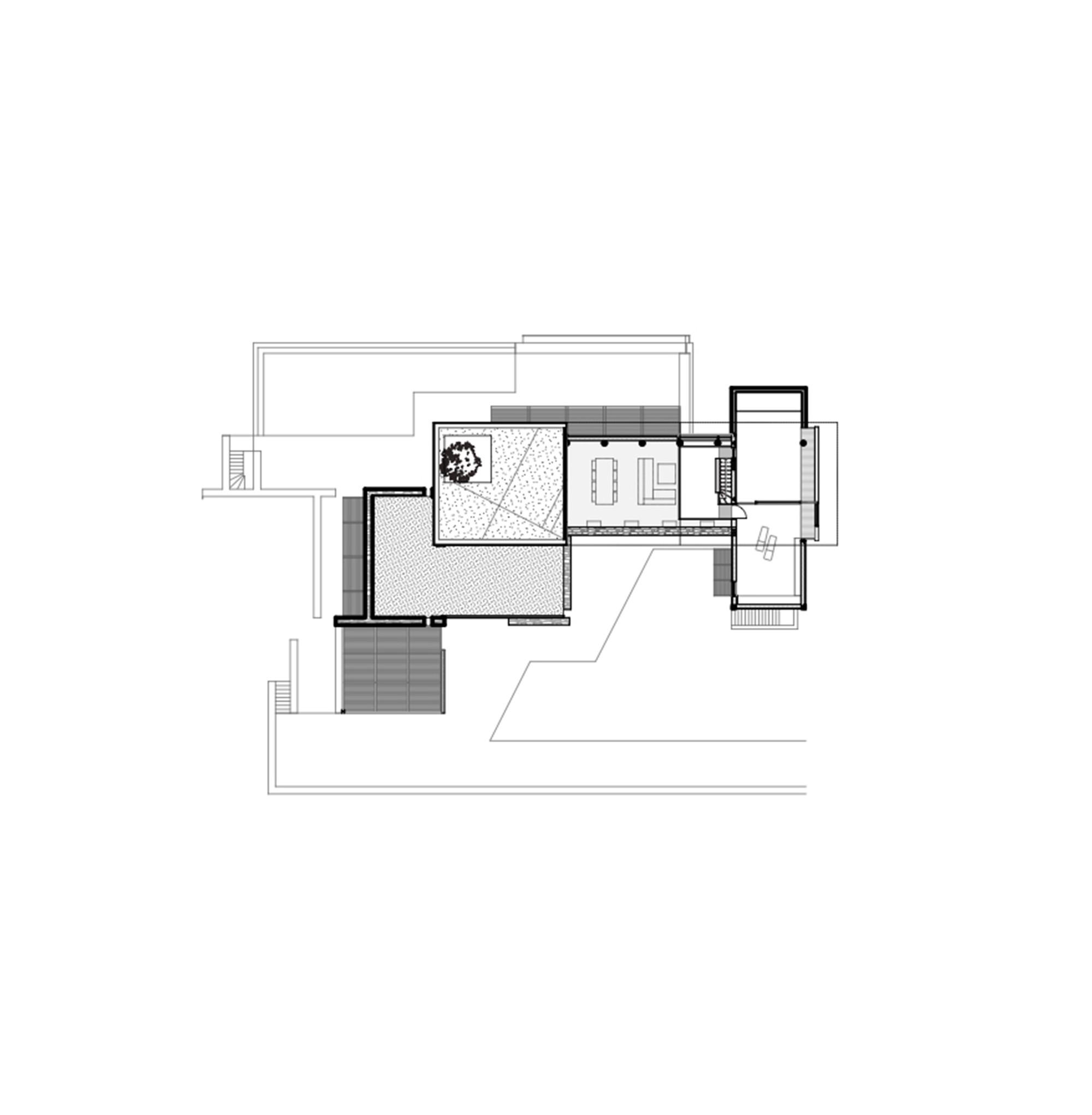 Planta - Casa 1