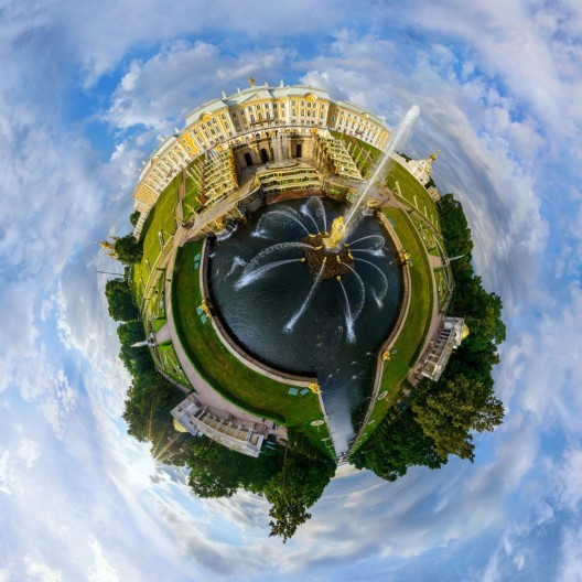 San Petersburgo, Rusia. Image © Air Pano/Caters News Agency