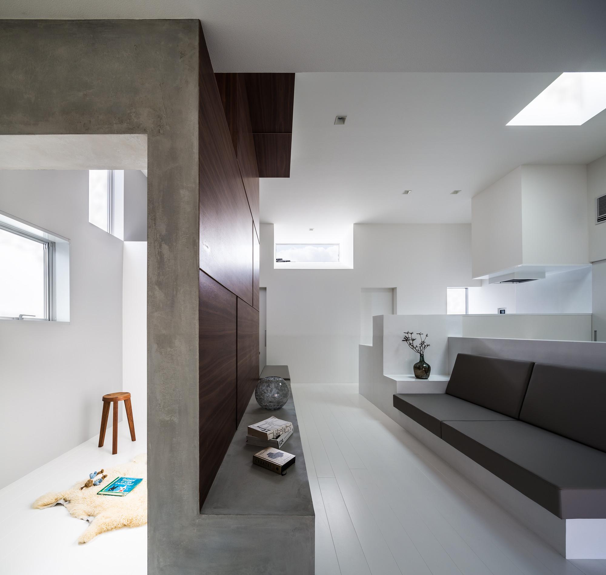 Cozy House / FORM | Kouichi Kimura Architects, © Yoshihiro Asada