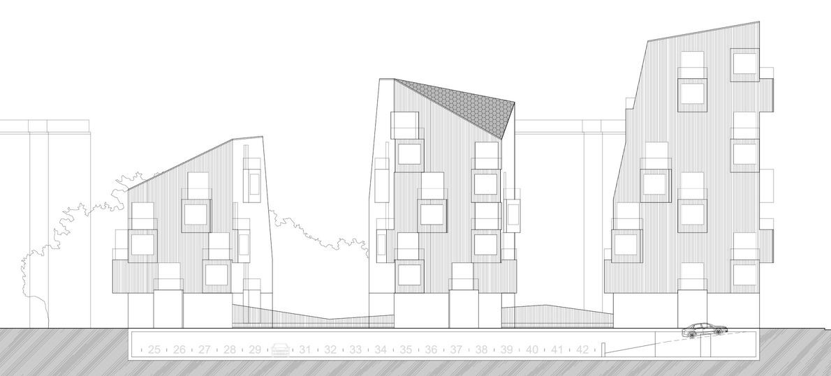 ... Utopia Arkitekter Reinterprets Stockholm's Vernacular Architecture - 7