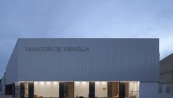 Rehabilitación Tanatorio en Xirivella / In_Arquitectura