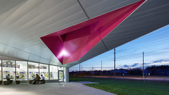 John M. Harper Branch Library & Stork Family YMCA / Teeple Architects